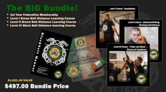 Bata, Bataireacht, Shillelagh, Irish Stick Fighting, Combat Shillelagh, Black Belt Bundle, Black Belt, Blackthorn