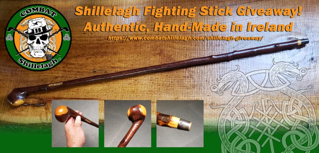 Shillelagh Giveaway